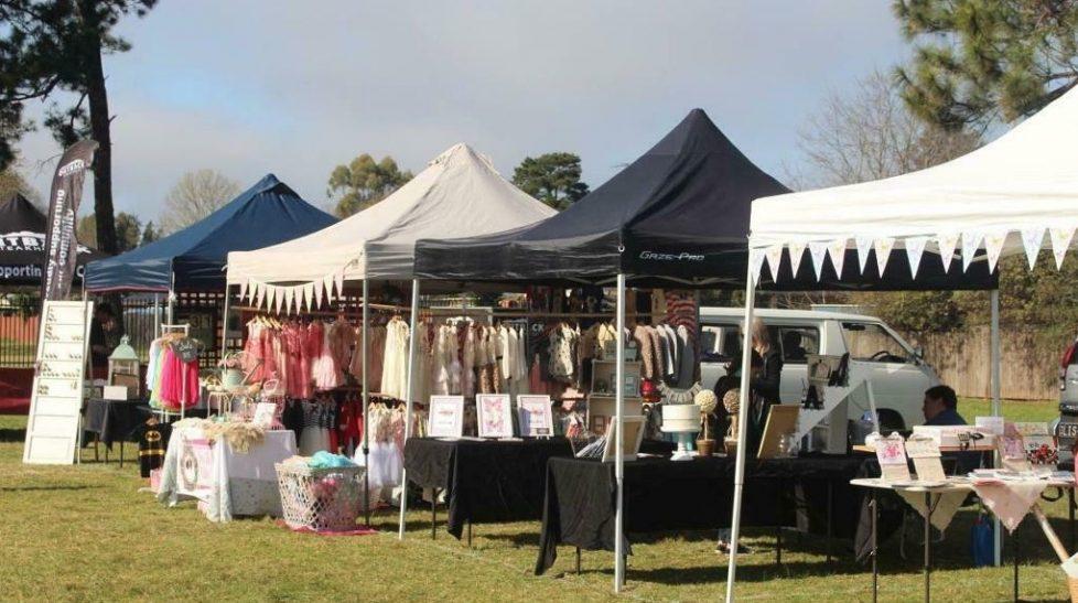 market-stalls